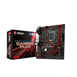 MSI B360M Gaming Plus...