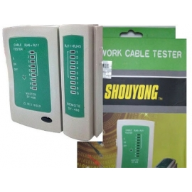 SHOUYONG Network Cable Tester (SY-468)