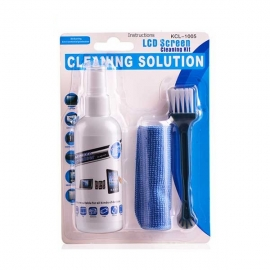 CLEANING SOLUTION - Screen...