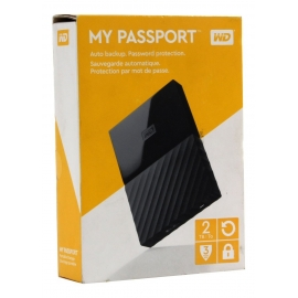 WD MY PASSPORT 2TB External...