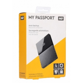 WD MY PASSPORT 4TB External...