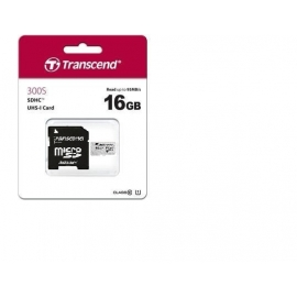 Transcend SD Card 16GB -...