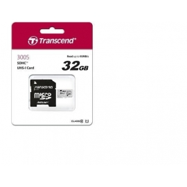 Transcend SD Card 32GB - CLASS 10