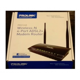 PROLiNK PRS 1240 ADSL Router