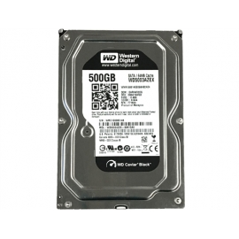 WD 500Gb Black Desktop...