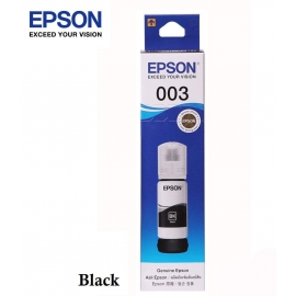 EPSON 003 Black Ink Bottle...