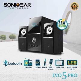 EVO 5 Bluetooth Speaker 2.1