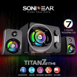 TITAN 7 Bluetooth Speaker 2.1