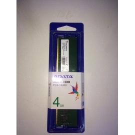 ADATA 4GB DDR4 2400 MHZ Ram