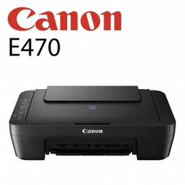 Canon E470 Printer