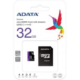 ADATA 32GB MicroSDHC Memory...