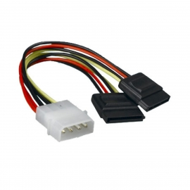 SATA Power Cable 2 Way
