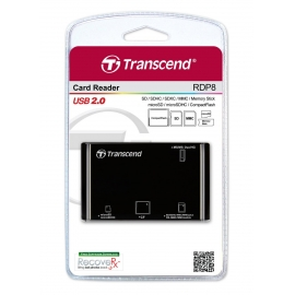 Transcend RDP8 Card Reader