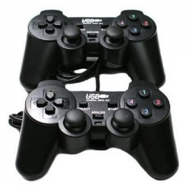 Usb gamepad double