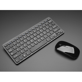 Wireless Combo Keyboard and...