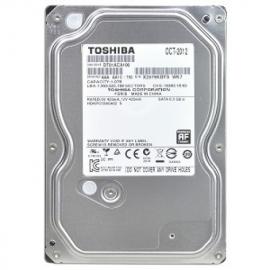5Pcs of Toshiba DT01ACA100...