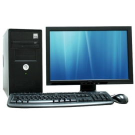 Intel Core i3 Desktop Computer