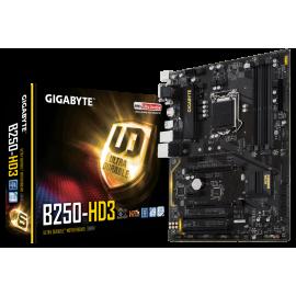 GIGABYTE GA-B250-HD3 LGA...