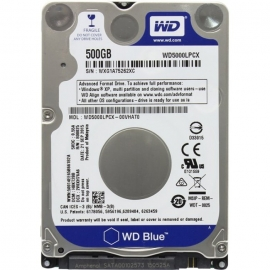 2Pcs of WD Blue 500GB...
