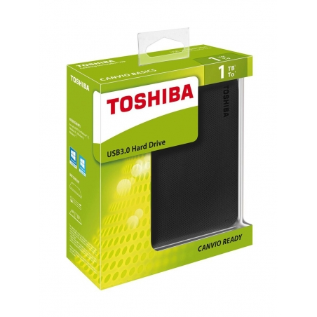 Toshiba Canvio Ready 1TB...