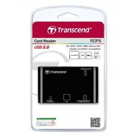Transcend RDP8 Card Reader