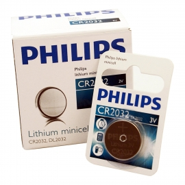 Philips CR 2032 CMOS Battery