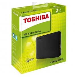 Toshiba Canvio Ready 2TB...