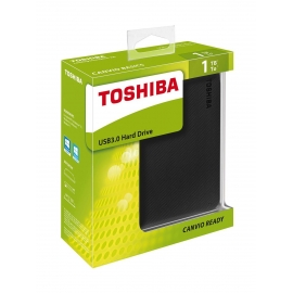 3Pcs of Toshiba Canvio...
